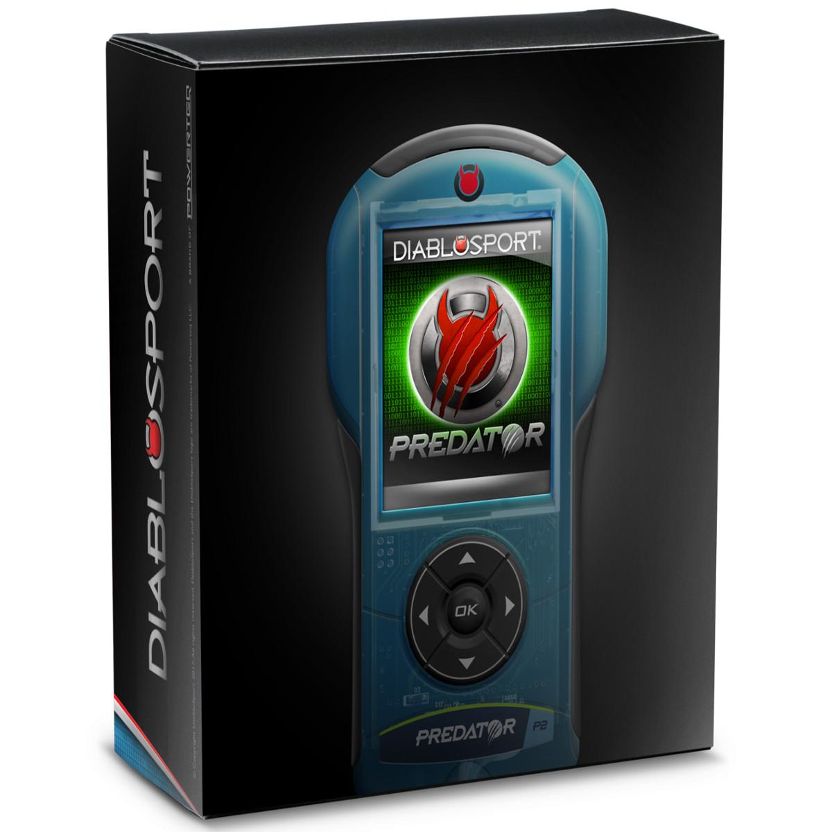 Diablosport predator 2 performance tuner fits 2011 17 ford f 150 5 0l