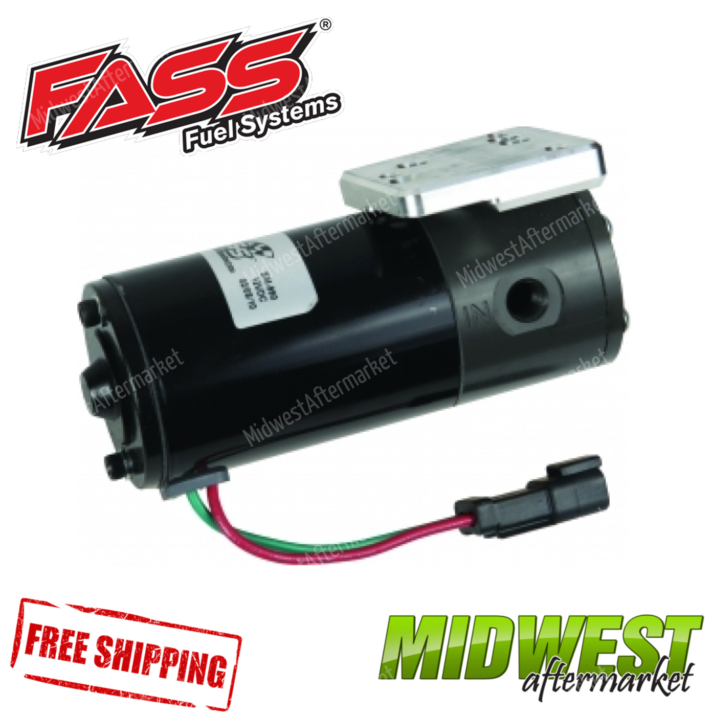 Fass Replacement Fuel Pump For 2003 2004 Dodge Ram 2500