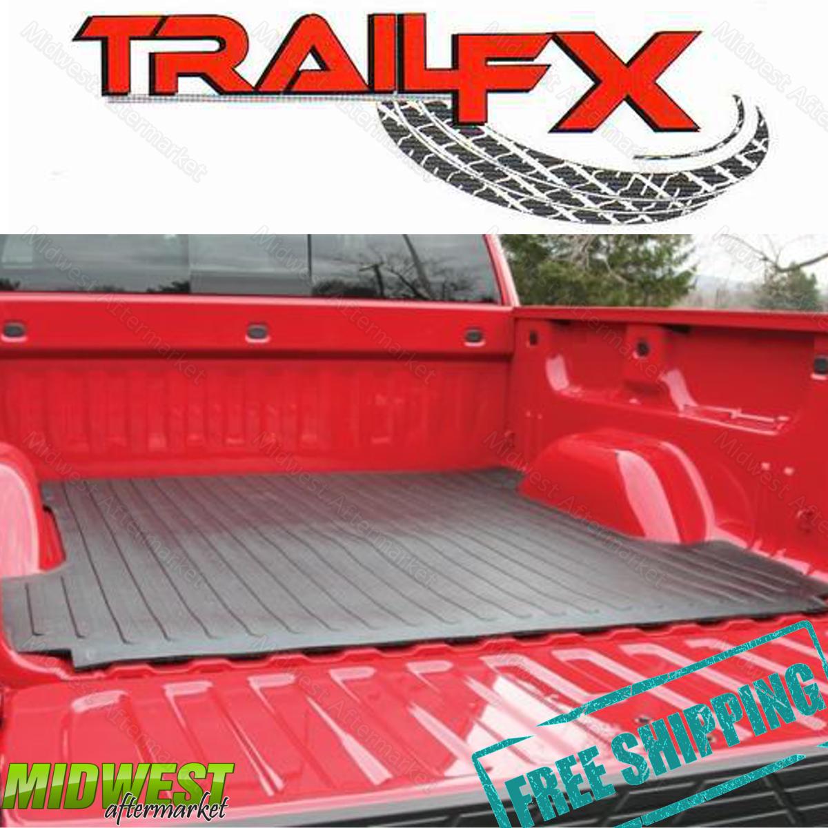 Trailfx Drop In Truck Bed Mat Fits 1997 2004 Ford F 150 6
